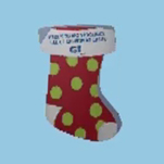 10pp Stocking Shaped OPM