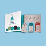 Christmas Card Mailer 281